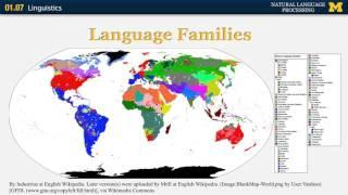 Lecture 7 — Linguistics - Natural Language Processing | University of Michigan