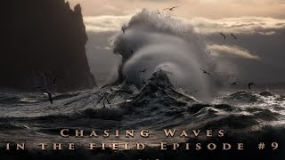 Chasing Waves - landscape photography on location #9