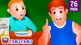 Johny Johny Yes Papa Nursery Rhymes Collection | All Johny Johny Yes Papa Kids Songs | ChuChu TV