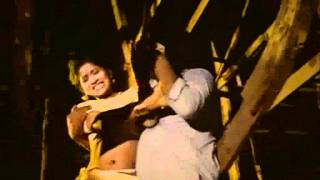 Yesteryear actress Kavitha Rare Navel Show.wmv