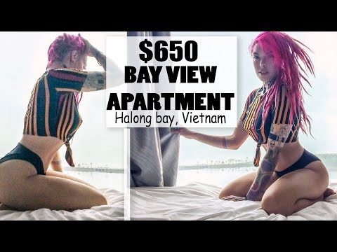 My 650 APARTMENT TOUR in HALONG Life in Vietnam