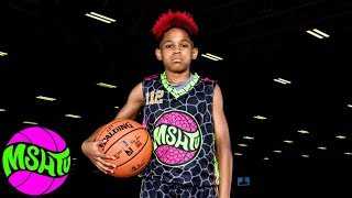 7th Grader Braylen Salters is ELECTRIC at the 2018 MSHTV Camp