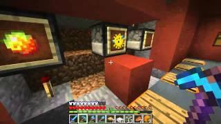 Minecraft - SinglePlayer #92: الإنتهاء من المختبر