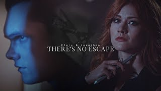 Clary & Jonathan ➰ There's No Escape