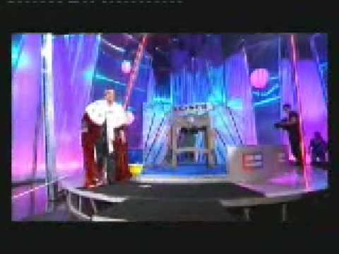 Ant v Dec The Stocks Ant Gunged