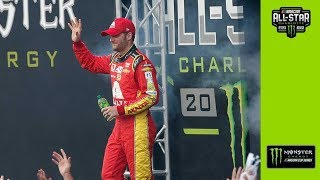 Earnhardt Jr. makes his final appearance in the All-Star race