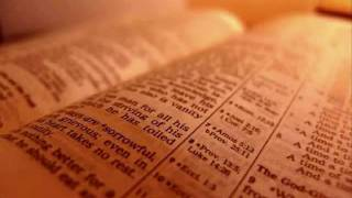 The Holy Bible - Numbers Chapter 22 (King James Version)
