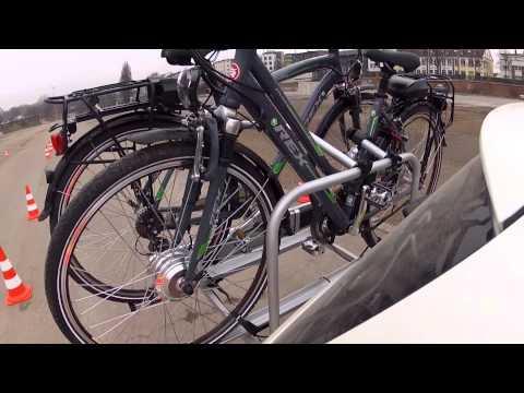 ACE-Fahrradträgertest 2013