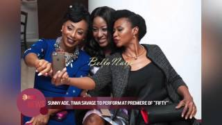 SUNNY ADE, TIWA SAVAGE TO PERFORM AT PREMIERE OF