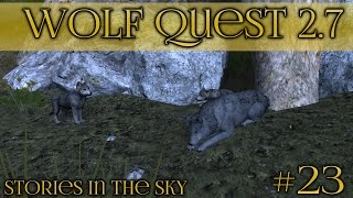 A Dream of Stars and Sisters || Wolf Quest 2.7 - Stories in the Sky || Episode #23