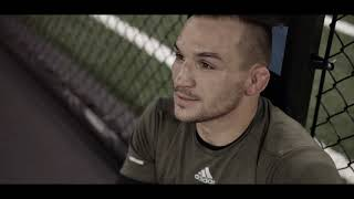 """Michael Chandler Tells A Funny Story About """"Platinum"""" Mike Perry"""