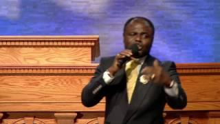 Faith to Faith Conference 2016 I Dr Abel Damina -Jesus Our Faith