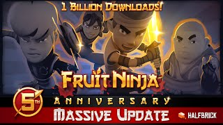 Fruit Ninja Free Android Gameplay