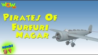Pirates Of Furfuri Nagar - Motu Patlu in Hindi WITH ENGLISH, SPANISH & FRENCH SUBTITLES