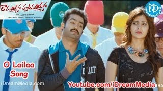 O Lailaa Song - Ramayya Vasthavayya Songs - Jr. NTR - Samantha - Shruti Haasan