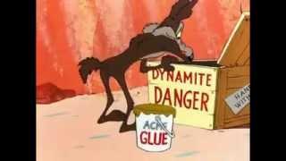 Ptica Trkacica i Kojot - Problemi Sa Lepkom