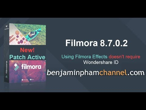 Xxx Mp4 Wondershare Filmora 8 7 0 2 With New Patch Active Using Filmora Effects Without Wondershare ID 3gp Sex