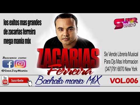 Zacarias Ferreira Mega mIx by DeeJay Mania