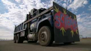 Crashing for Science | MythBusters