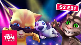 The Dance Contest - Talking Tom and Friends | Season 3 Episode 21