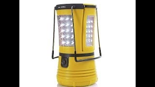 Bell + Howell Super Torch 70LED Lantern with Flashlights