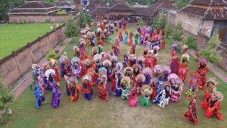 Kidung Wahyu Kolosebo Versi Rampak Barong Jaranan Pegon Indonesia