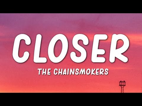 Download The Chainsmokers - Closer (Lyrics)(ft. Halsey)