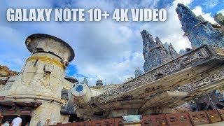 Samsung Galaxy Note 10 Plus Camera 4K Video Test