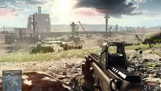 Battlefield 4 - PC Singleplayer Gameplay Ultra Settings