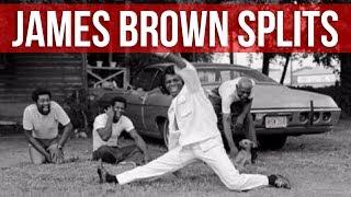 How To Jump Into The Splits (James Brown Splits / Jazz Splits)