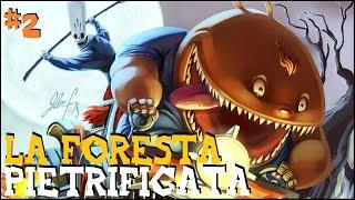 Grim Fandango - il Viaggio dell'Anima 2 - La Foresta Pietrificata
