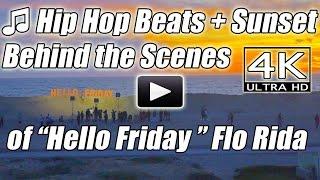 HELLO FRIDAY Flo Rida & Jason Derulo Music Video Behind the Scenes Hip Hop Piano Beats Instrumental