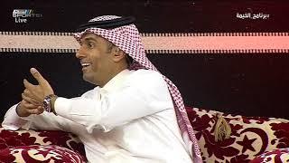 سعيد العويران - تركي آل الشيخ القلب والبلسم والمرهم للرياضة السعودية ورجع لنا كل شيء  #برنامج_الخيمة