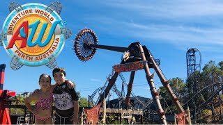 Adventure World 2019 - All The Rides!