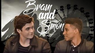 Bram & Simon (Love, Simon)