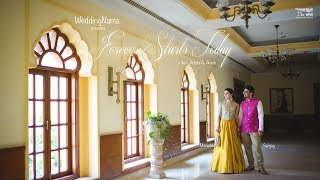 Forever Starts Today | WeddingNama | ManJay Wedding, Jodhpur