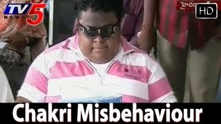 Music Director Chakri Misbehaviour -  TV5