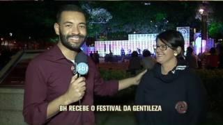 BH recebe o Festival Gentileza