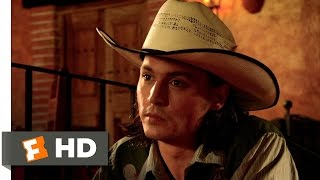 Once Upon a Time in Mexico (2/11) Movie CLIP - Shooting the Cook, Restoring the Balance (2003) HD