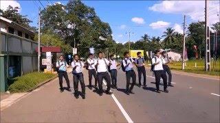 Thu Meri Agala Bagala - Boys Dance (Isimbusara 9) Rajarata Medical Faculty