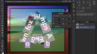 Adobe Photoshop Cs6 tutorial in bangla  path text 42