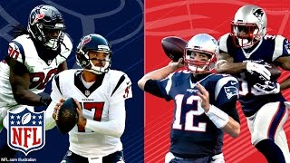 Why the Texans Can Beat the Patriots | Sklar Brothers | NFL NOW