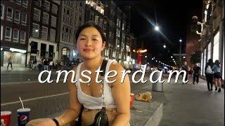 Amsterdam Nightlife (red light district) | VLOG