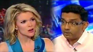 Megyn Kelly Interviews Dinesh D'Souza After Guilty Plea