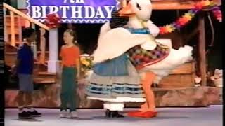 Barney: Mother Goose's Song