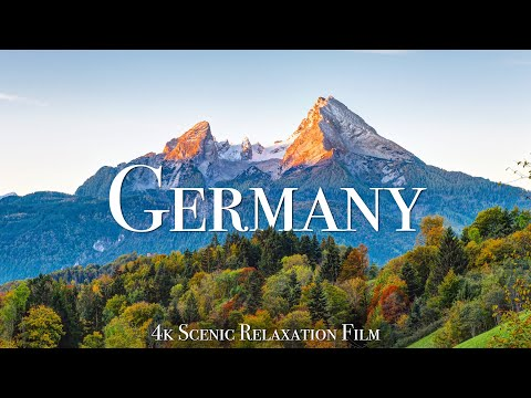 Germany 4K Scenic Relaxation Film With Calming Music