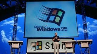 Présentation de Windows 95 • Computer Chronicles (1995)