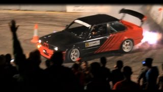 KUMHO Drift Round Compilation - Crazy Antilags & Sounds!!!