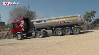 SAF TRAK: Additional Trailer Drive at the Push of a Button