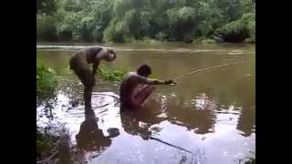 have you tried catching fish while sleeping ?